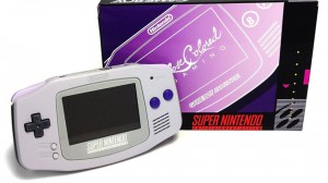 Game Boy Advance Super Nintendo