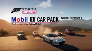 Forza Horizon 2 DLC Mobil 1 Car Pack