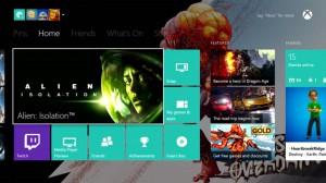 xbox one aggiornamento novembre 2014