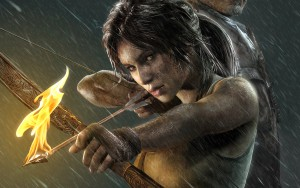 New Lara Croft Film Tomb Raider