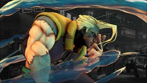 Street Fighter V Charlie Nash