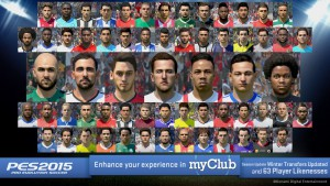 Pro Evolution Soccer 2015 Data Pack 4