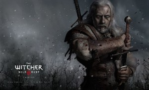 cosplay geralt di rivia the witcher 3 wild hunt (1)