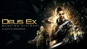 Deus Ex Mankind Divided Official