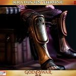 Kratos on Throne Exclusive