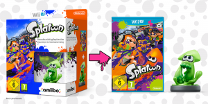 splatoon Special Edition amiibo