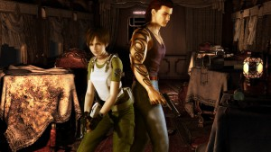 Resident Evil Zero HD Remaster ps4 xbox one ps3 xbox 360 pc