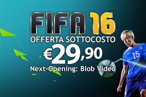 Offerta FIFA 16 Sottocosto 29,90