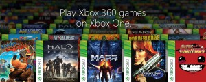 xbox one retrocompatibile