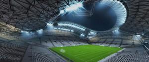 Stade Vélodrome (Olympique Marsiglia, Ligue 1)