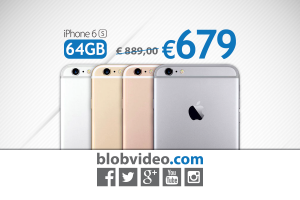 iPhone 6s in Offerta