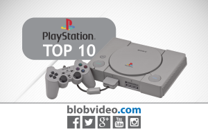 PS1 Top 10 Games