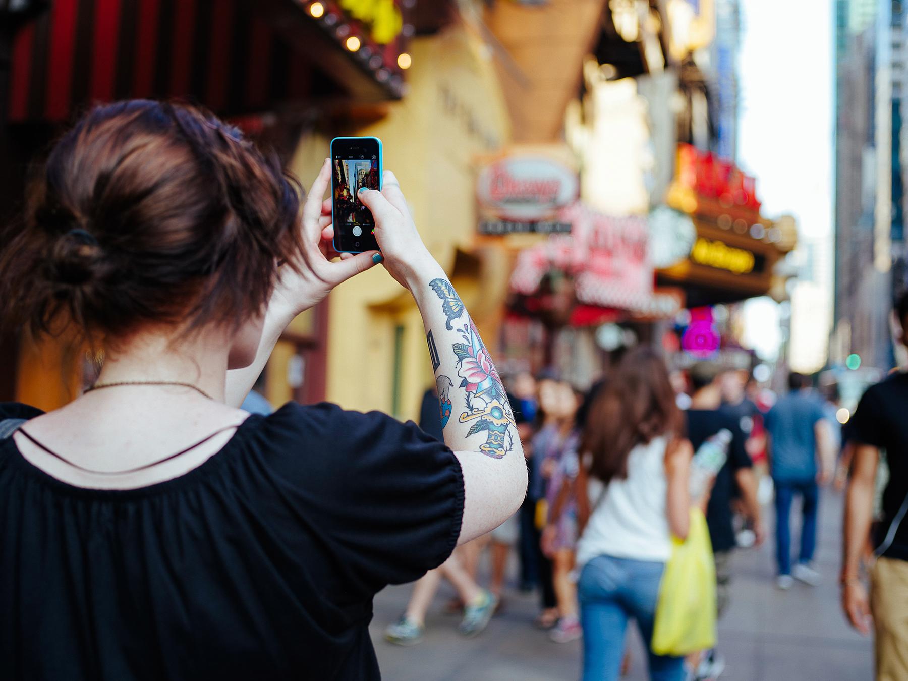 Se possiedi un iPhone, sicuramente farai largo uso della fotocamera. Foto di © Annie Spratt