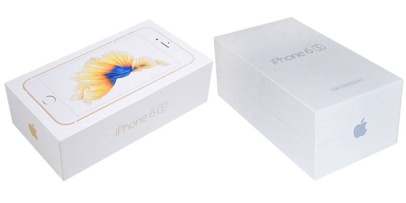 A sinistra un iPhone Nuovo, a destra un iPhone Pre-Owned