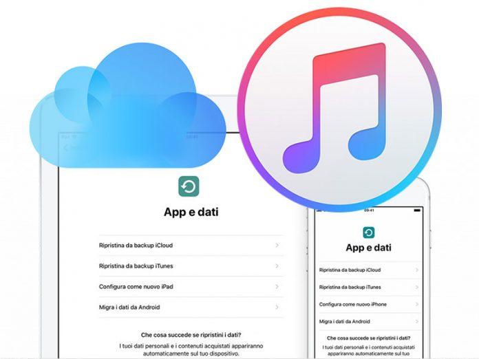 Eseguire il Backup e il Ripristino di iPhone, iPad ed iPod Touch