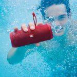 JBL Flip 4 Speaker portatile waterproof con connettività Bluetooth, microfono per chiamate in vivavoce e JBL Connect+