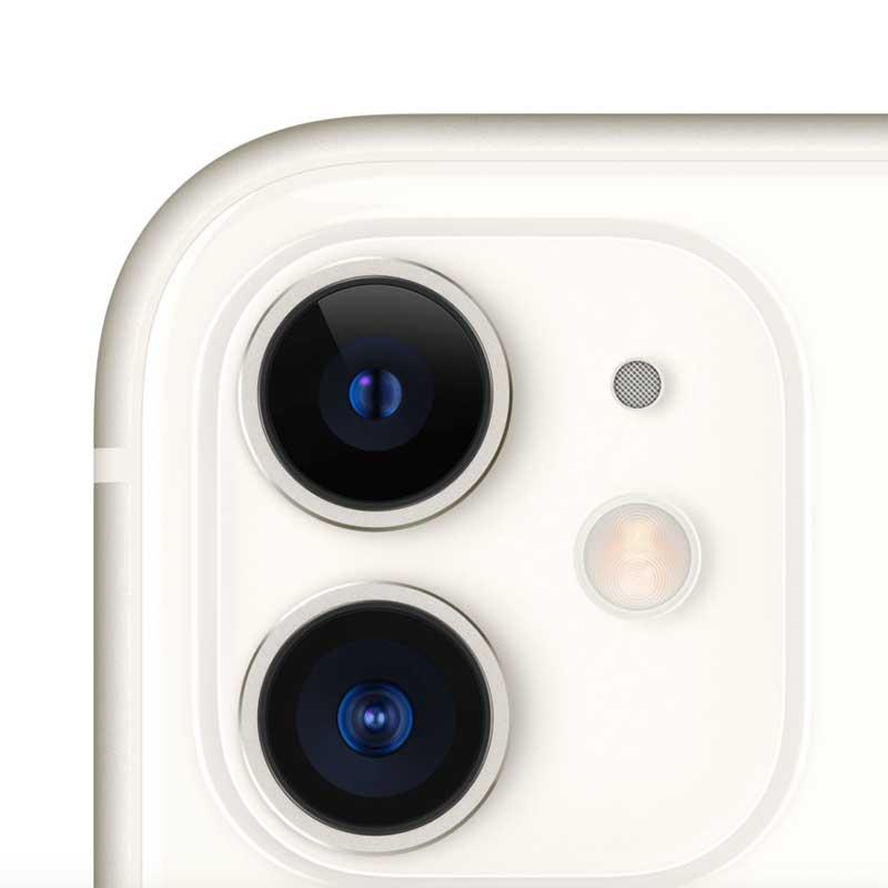 La doppia fotocamera di iPhone 11