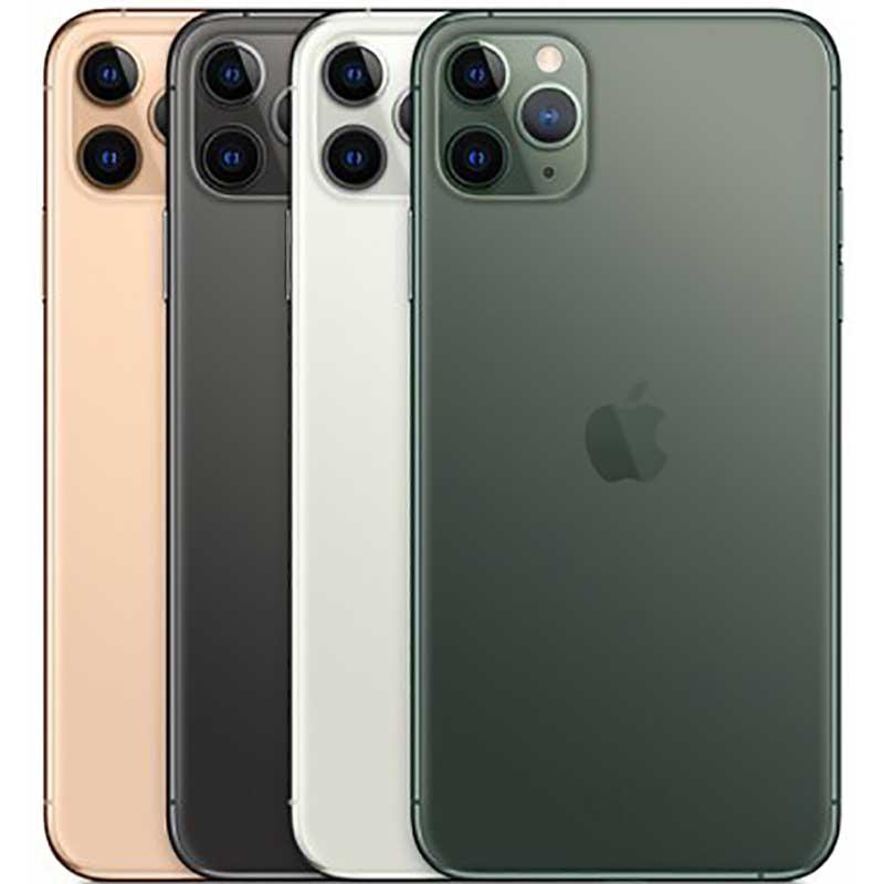 I colori di iPhone 11 Pro ed iPhone 11 Pro Max