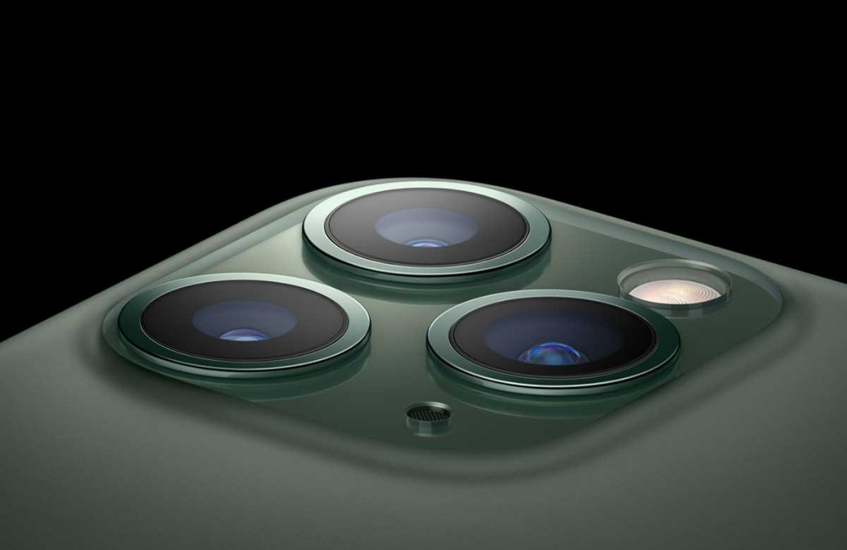 La tripla fotocamera di iPhone 11 Pro e iPhone 11 Pro Max