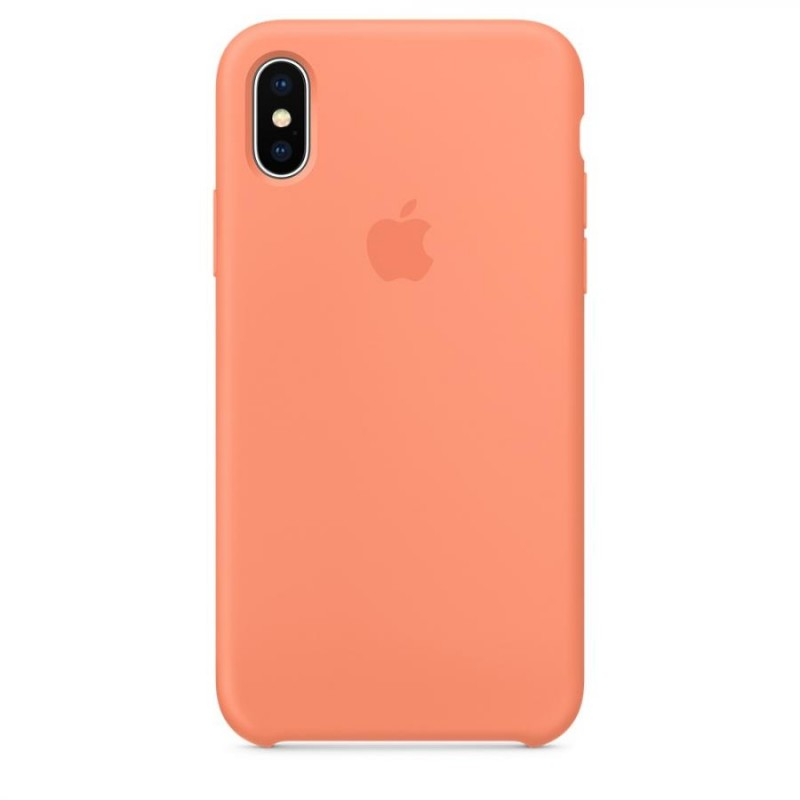 custodia in silicone iphone x