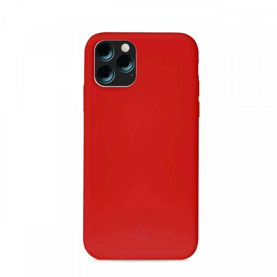 cover iphone rosso